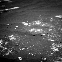 Nasa's Mars rover Curiosity acquired this image using its Left Navigation Camera on Sol 3143, at drive 1836, site number 88