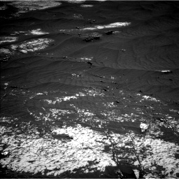 Nasa's Mars rover Curiosity acquired this image using its Left Navigation Camera on Sol 3143, at drive 1854, site number 88