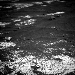 Nasa's Mars rover Curiosity acquired this image using its Left Navigation Camera on Sol 3143, at drive 1860, site number 88