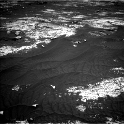 Nasa's Mars rover Curiosity acquired this image using its Left Navigation Camera on Sol 3143, at drive 1938, site number 88