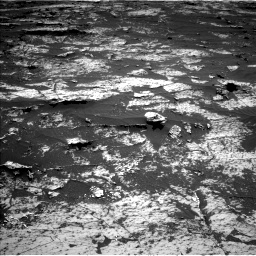 Nasa's Mars rover Curiosity acquired this image using its Left Navigation Camera on Sol 3143, at drive 2022, site number 88