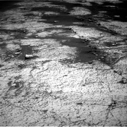 Nasa's Mars rover Curiosity acquired this image using its Right Navigation Camera on Sol 3143, at drive 1770, site number 88