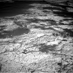 Nasa's Mars rover Curiosity acquired this image using its Right Navigation Camera on Sol 3143, at drive 1788, site number 88