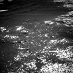 Nasa's Mars rover Curiosity acquired this image using its Right Navigation Camera on Sol 3143, at drive 1830, site number 88