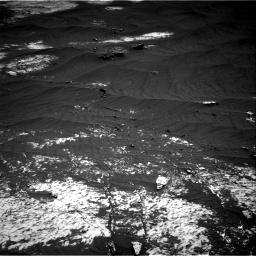 Nasa's Mars rover Curiosity acquired this image using its Right Navigation Camera on Sol 3143, at drive 1854, site number 88