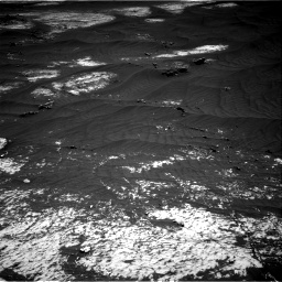 Nasa's Mars rover Curiosity acquired this image using its Right Navigation Camera on Sol 3143, at drive 1860, site number 88