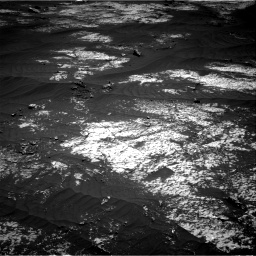 Nasa's Mars rover Curiosity acquired this image using its Right Navigation Camera on Sol 3143, at drive 1896, site number 88