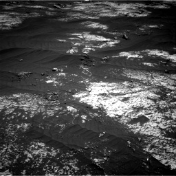 Nasa's Mars rover Curiosity acquired this image using its Right Navigation Camera on Sol 3143, at drive 1902, site number 88