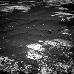 Nasa's Mars rover Curiosity acquired this image using its Right Navigation Camera on Sol 3143, at drive 1914, site number 88