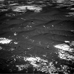 Nasa's Mars rover Curiosity acquired this image using its Right Navigation Camera on Sol 3143, at drive 1920, site number 88