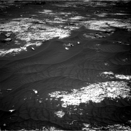 Nasa's Mars rover Curiosity acquired this image using its Right Navigation Camera on Sol 3143, at drive 1938, site number 88
