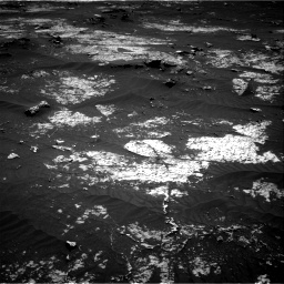 Nasa's Mars rover Curiosity acquired this image using its Right Navigation Camera on Sol 3143, at drive 1974, site number 88