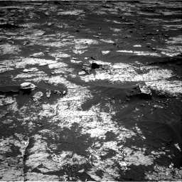 Nasa's Mars rover Curiosity acquired this image using its Right Navigation Camera on Sol 3143, at drive 2016, site number 88