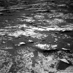 Nasa's Mars rover Curiosity acquired this image using its Right Navigation Camera on Sol 3143, at drive 2040, site number 88