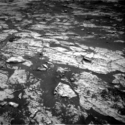 Nasa's Mars rover Curiosity acquired this image using its Right Navigation Camera on Sol 3143, at drive 2064, site number 88