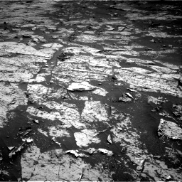 Nasa's Mars rover Curiosity acquired this image using its Right Navigation Camera on Sol 3143, at drive 2070, site number 88