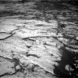 Nasa's Mars rover Curiosity acquired this image using its Right Navigation Camera on Sol 3143, at drive 2082, site number 88