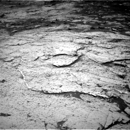 Nasa's Mars rover Curiosity acquired this image using its Right Navigation Camera on Sol 3143, at drive 2094, site number 88