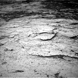 Nasa's Mars rover Curiosity acquired this image using its Right Navigation Camera on Sol 3143, at drive 2100, site number 88