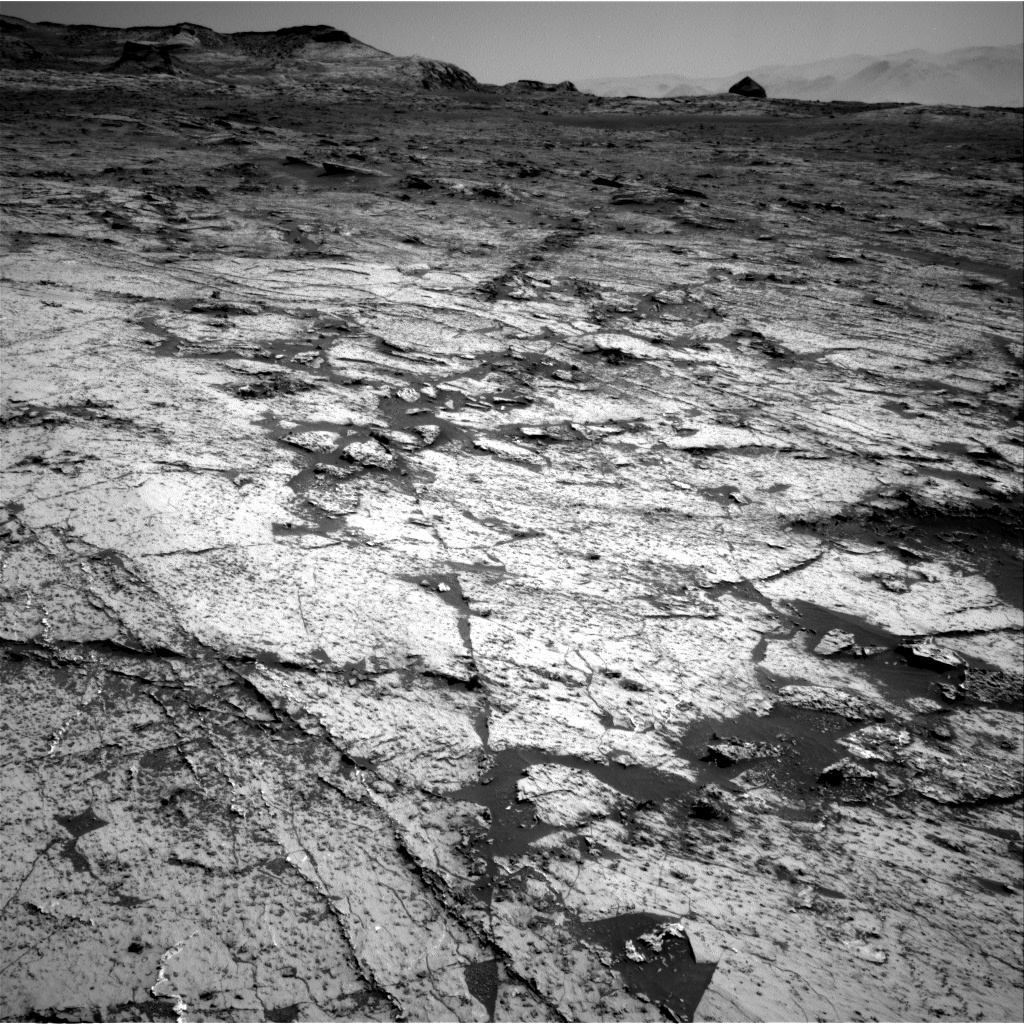 Nasa's Mars rover Curiosity acquired this image using its Right Navigation Camera on Sol 3143, at drive 2130, site number 88
