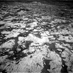 Nasa's Mars rover Curiosity acquired this image using its Left Navigation Camera on Sol 3145, at drive 2364, site number 88