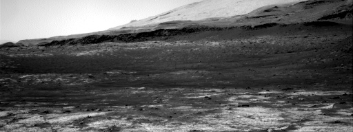 Nasa's Mars rover Curiosity acquired this image using its Right Navigation Camera on Sol 3145, at drive 2130, site number 88