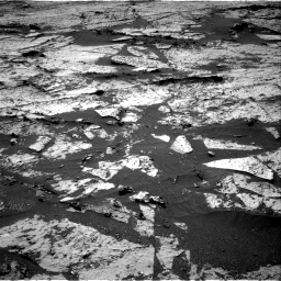 Nasa's Mars rover Curiosity acquired this image using its Right Navigation Camera on Sol 3145, at drive 2232, site number 88