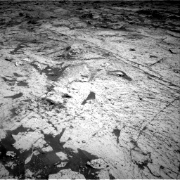 Nasa's Mars rover Curiosity acquired this image using its Right Navigation Camera on Sol 3145, at drive 2268, site number 88