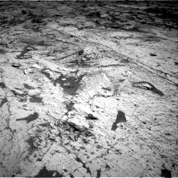 Nasa's Mars rover Curiosity acquired this image using its Right Navigation Camera on Sol 3145, at drive 2274, site number 88