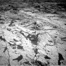 Nasa's Mars rover Curiosity acquired this image using its Right Navigation Camera on Sol 3145, at drive 2280, site number 88