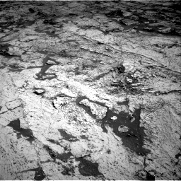 Nasa's Mars rover Curiosity acquired this image using its Right Navigation Camera on Sol 3145, at drive 2286, site number 88