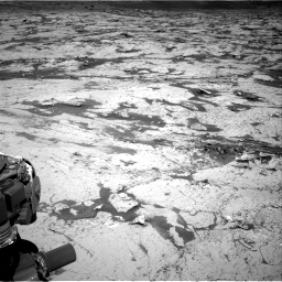 Nasa's Mars rover Curiosity acquired this image using its Right Navigation Camera on Sol 3145, at drive 2292, site number 88