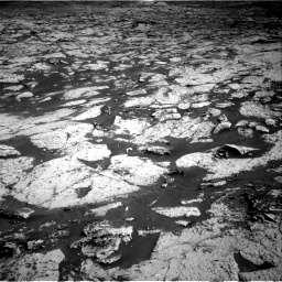 Nasa's Mars rover Curiosity acquired this image using its Right Navigation Camera on Sol 3145, at drive 2310, site number 88