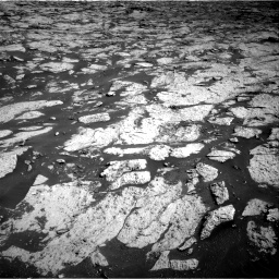 Nasa's Mars rover Curiosity acquired this image using its Right Navigation Camera on Sol 3145, at drive 2322, site number 88