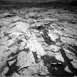 Nasa's Mars rover Curiosity acquired this image using its Right Navigation Camera on Sol 3145, at drive 2340, site number 88