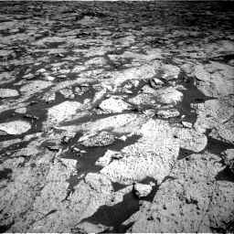 Nasa's Mars rover Curiosity acquired this image using its Right Navigation Camera on Sol 3145, at drive 2346, site number 88