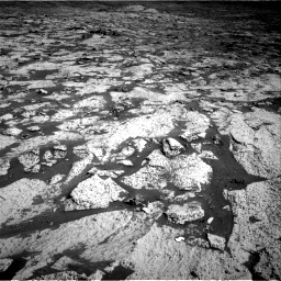 Nasa's Mars rover Curiosity acquired this image using its Right Navigation Camera on Sol 3145, at drive 2352, site number 88