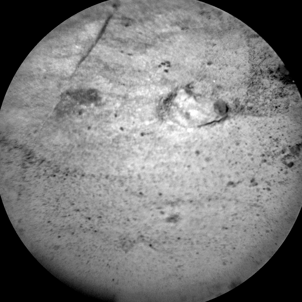 Nasa's Mars rover Curiosity acquired this image using its Chemistry & Camera (ChemCam) on Sol 3145, at drive 2130, site number 88