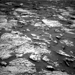 Nasa's Mars rover Curiosity acquired this image using its Left Navigation Camera on Sol 3147, at drive 2632, site number 88