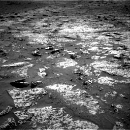 Nasa's Mars rover Curiosity acquired this image using its Right Navigation Camera on Sol 3147, at drive 2440, site number 88