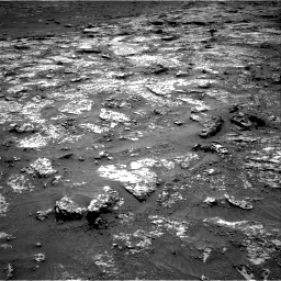 Nasa's Mars rover Curiosity acquired this image using its Right Navigation Camera on Sol 3147, at drive 2488, site number 88