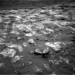 Nasa's Mars rover Curiosity acquired this image using its Right Navigation Camera on Sol 3147, at drive 2494, site number 88