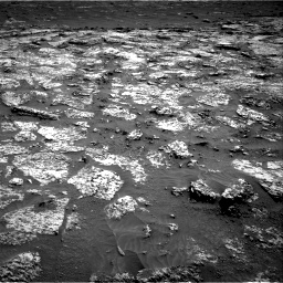 Nasa's Mars rover Curiosity acquired this image using its Right Navigation Camera on Sol 3147, at drive 2500, site number 88