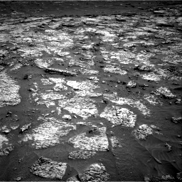 Nasa's Mars rover Curiosity acquired this image using its Right Navigation Camera on Sol 3147, at drive 2506, site number 88