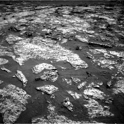 Nasa's Mars rover Curiosity acquired this image using its Right Navigation Camera on Sol 3147, at drive 2518, site number 88