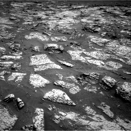 Nasa's Mars rover Curiosity acquired this image using its Right Navigation Camera on Sol 3147, at drive 2536, site number 88