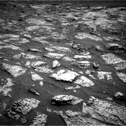 Nasa's Mars rover Curiosity acquired this image using its Right Navigation Camera on Sol 3147, at drive 2548, site number 88