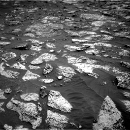 Nasa's Mars rover Curiosity acquired this image using its Right Navigation Camera on Sol 3147, at drive 2566, site number 88