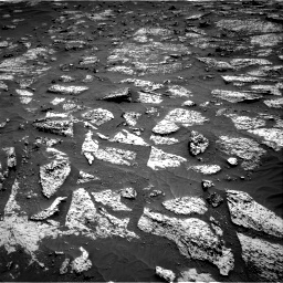Nasa's Mars rover Curiosity acquired this image using its Right Navigation Camera on Sol 3147, at drive 2572, site number 88