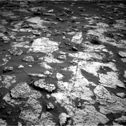 Nasa's Mars rover Curiosity acquired this image using its Right Navigation Camera on Sol 3147, at drive 2602, site number 88